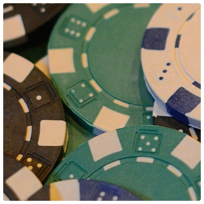 Ept poker chip set